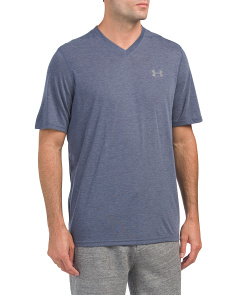 Threadborne Short Sleeve V-neck
