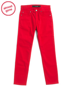 Big Boy Stretch Twill Straight Pants
