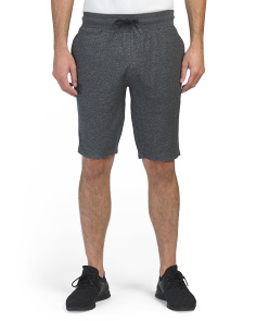 Terry Tapered Shorts
