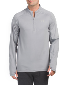 Threadborne Run Quarter Zip Top