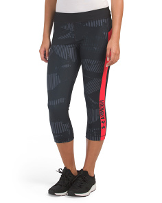 Heatgear Print Graphic Capris