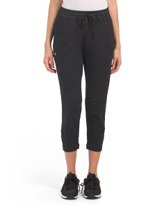 Terry Cropped Leggings