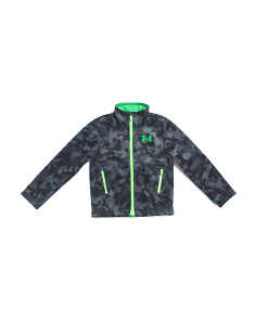 Boys Coldgear Soft Shell Jacket