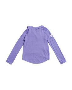 Girls Huddle Up Knit Hoodie