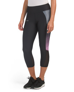 Fly By Printed Capris