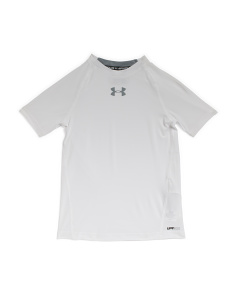 Boys Heatgear Short Sleeve Tee