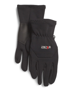Single Layer Touchscreen Gloves