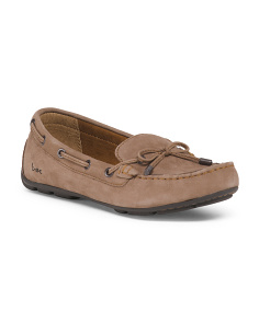 Comfort Leather Moccasins