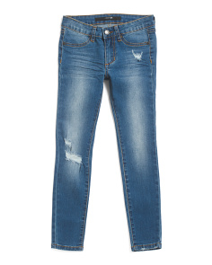 Big Girl Ultra Slim Fit Jeans