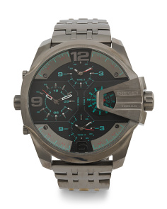 Men's Uber Chief Chronograph Bracelet Watch