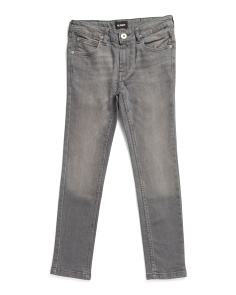 Big Boys Slim Straight Jeans