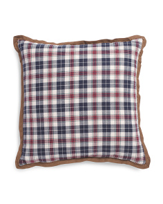 20x20 Marnie Plaid Pillow