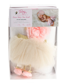 4pc Baby's First Look Gift Box