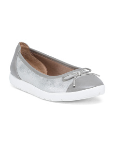Comfort Casual Slip On Flats