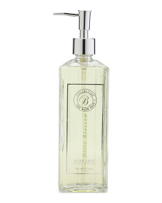 16.9oz Hand Wash In Tall Glass