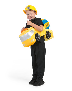 Step In Construction Costume