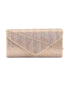 All Over Stone Clutch