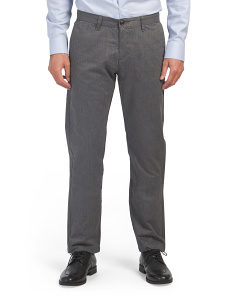 Modern Slim Tapered Pants