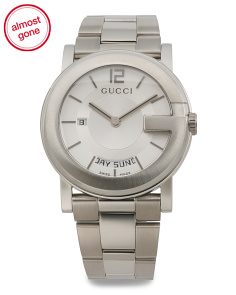 Men's Swiss Made G Round Series Bracelet Watch