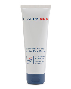 Men's Made In France 4.4oz Active Face Wash