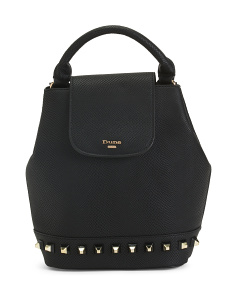 Backpack With Stud Details