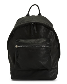 Drew Leather Backpack