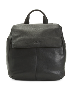 Alexandria Leather Backpack