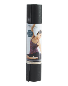 Eco Friendly Traction Hot Yoga Mat