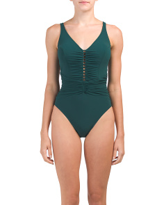 Missy Cut Out One-piece Swimsuit