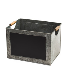 Made In India Small Storage Crate