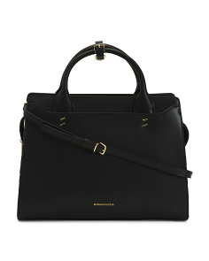 Serena Leather Tote