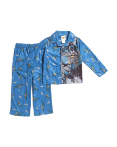 Boys 2pc Batman Sleep Set