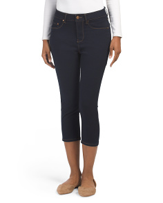 Petite Skinny Cropped Jeans