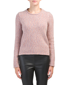 Francie Wool Blend Sweater