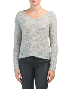 Freda V-neck Sweater