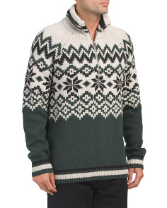 Ski Fairisle Sweater