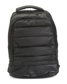 Quilted Sport Backpack