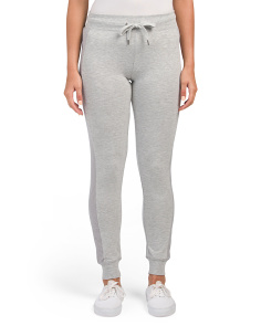 Joggers With Side Mesh