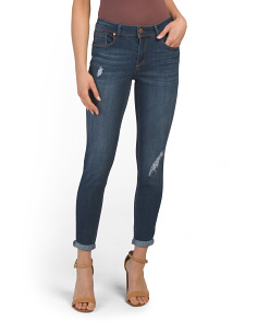 Roll Skinny Jeans