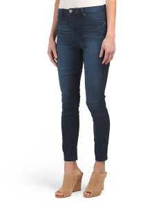 High Rise Lux Jeans