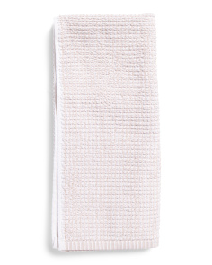 Made In Portugal Duo Weave Hand Towel