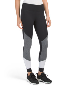 Color Block Jane Ankle Leggings