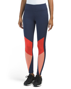 Malibu Color Block Leggings