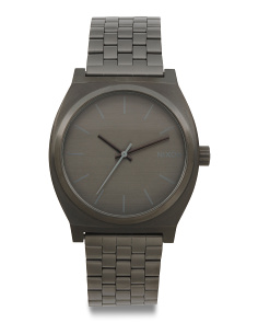 Men's Time Teller Bracelet Watch