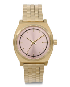 Women's Time Teller Bracelet Watch