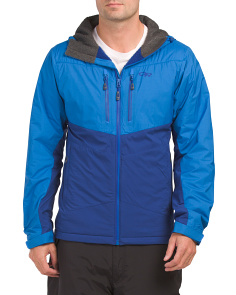 Alpenice Hooded Jacket