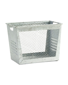 Made In India Galvanized Metal Storage Bin