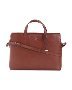 Judith Rfid Chic Business Leather Laptop Breifcase