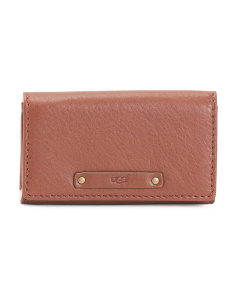 Leather Jenna Key Case
