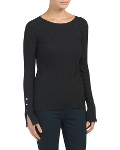 Mirzi Wool Blend Sweater
